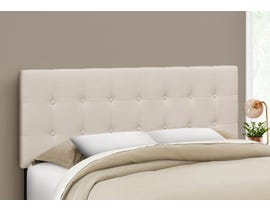 Monarch Linen Headboard in Beige I6004