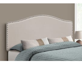 Monarch Linen Headboard in Beige I6014