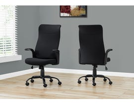 Monarch Office Chair in Black I7248