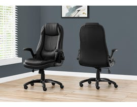 Monarch High Back Executive Office Chair in Black I7277