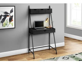Monarch Computer Desk in Black I7330