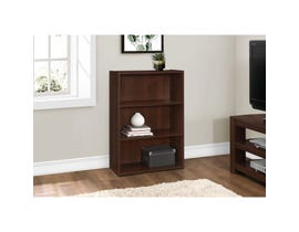 """Monarch BOOKCASE  36""""H CHERRY WITH 3 SHELVES I 7475"""