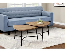Monarch 2 Piece Table Set in Golden Pine I7941P