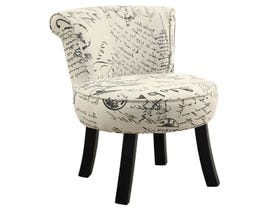 Monarch JUVENILE CHAIR - VINTAGE FRENCH FABRIC I8156
