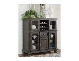 Ashley Audberry Series Dining Room Server in Grey D637-76