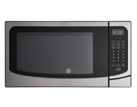 GE Appliances 22 inch 1.5 cu.ft. Countertop Microwave Oven in Stainless Steel JEB2167RMSS