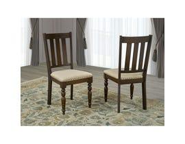 Brassex Claudia Dining Chair Espresso (Set of 2) JN-5142-SC