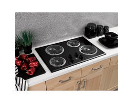 GE 30 inch Built-In Electric Cooktop JP328BKBB