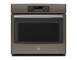 GE 30 inch 5.0 cu.ft. Built-in Self Clean Electric Wall Oven in Slate JT3000EJES