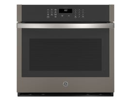 GE Appliances 30 inch 5.0 cu. ft. Smart Built-In Single Wall Oven in Slate JTS3000ENES