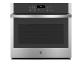 GE Appliances 30 inch 5.0 cu. ft. Smart Built-In Single Wall Oven in Stainless Steel JTS3000SNSS