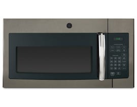 GE 30 inch 1.6 cu.ft. Over-the-Range Microwave Oven in slate JVM1635SLJC