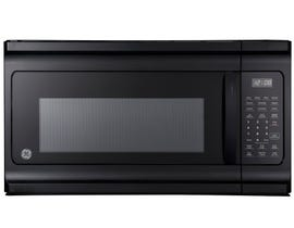 GE Appliances 30 inch 1.6 cu.ft. Over-the-range Microwave Oven in Black JVM2160DMBB