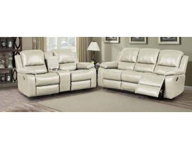 K Elite 3 Piece Alice Living Room Sofa Set in Taupe K-550SLC-TP