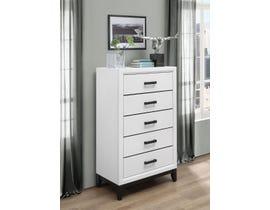 Global Furniture Kate White Chest