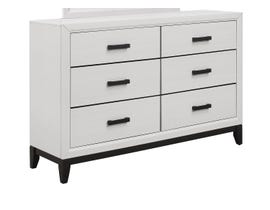 Global Furniture Kate White Dresser