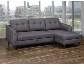 K Living Katie Sofa Bed in Dark Grey