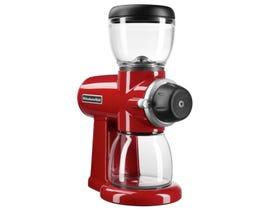 Kitchenaid Burr Coffee Grinder Onyx Red KCG0702ER