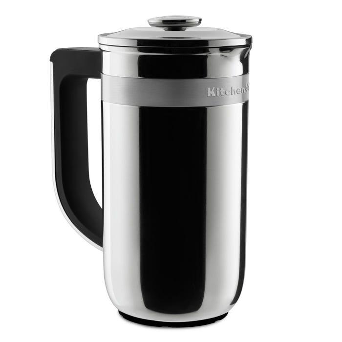 KITCHENAID PRECISION PRESS COFFEE MAKER KCM0512SS