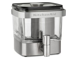 KitchenAid Cold Brew Coffee Maker in Brushed Stainless Steel KCM4212SX