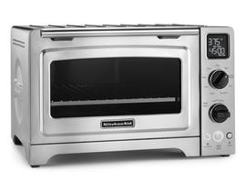 "KitchenAid Architect 12"" Convection Digital Countertop Oven in Stainless Steel KCO273SS"