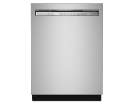 KitchenAid 24 inch Tall Tub Dishwasher in Stainless Steel KDFM404KPS