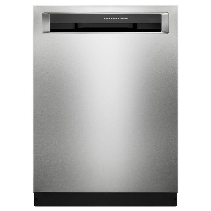 KitchenAid 24 Inch Dishwasher with Pocket Handle In Stainless KDPE334GPS