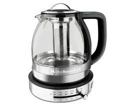 KitchenAid Glass Tea Kettle in Stainless Steel KEK1322SS