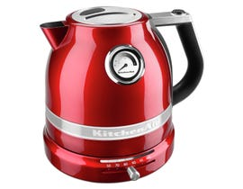 KitchenAid Pro Line® Series Electric Kettle Candy Apple KEK1522CA