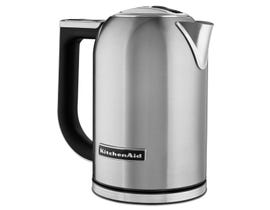 KitchenAid Variable Temperature Electric Kettle Brushed Stainless Steel KEK1722SX