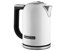 KitchenAid Variable Temperature Electric Kettle Brushed in White KEK1722WH
