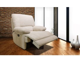 Flair Kennedy Series Recliner in Ivory