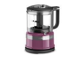 KitchenAid 3.5 Cup Mini Food Processor in Boysenberry KFC3516BY