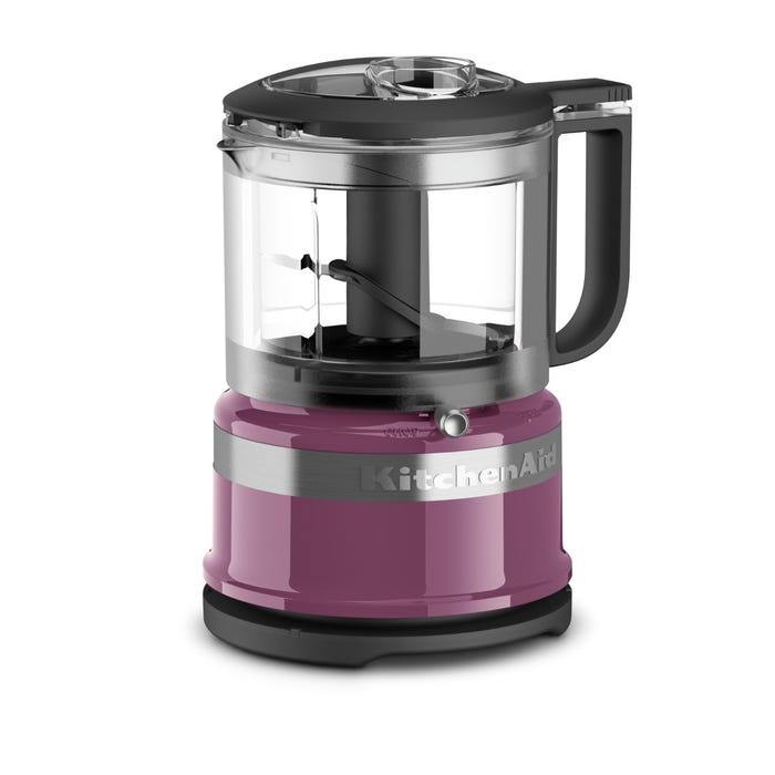 KitchenAid 3.5 Cup Mini Food Processor in Boysenberry KFC3516BY