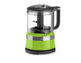 KitchenAid 3.5 Cup Mini Food Processor in Green Apple KFC3516GA