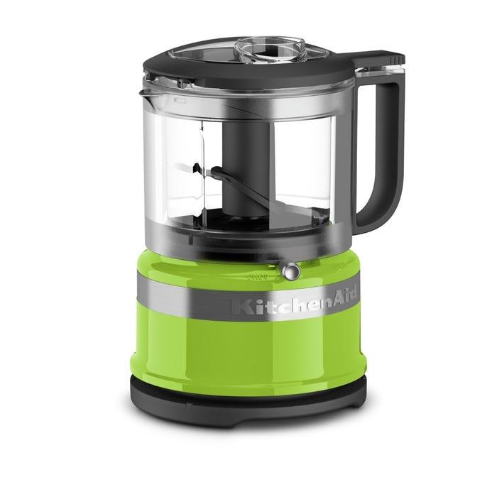 KitchenAid 3.5 Cup Mini Food Processor in Green Apple KFC3516GA
