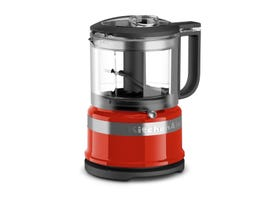 KitchenAid 3.5 Cup Mini Food Processor in Hot Sauce KFC3516HT