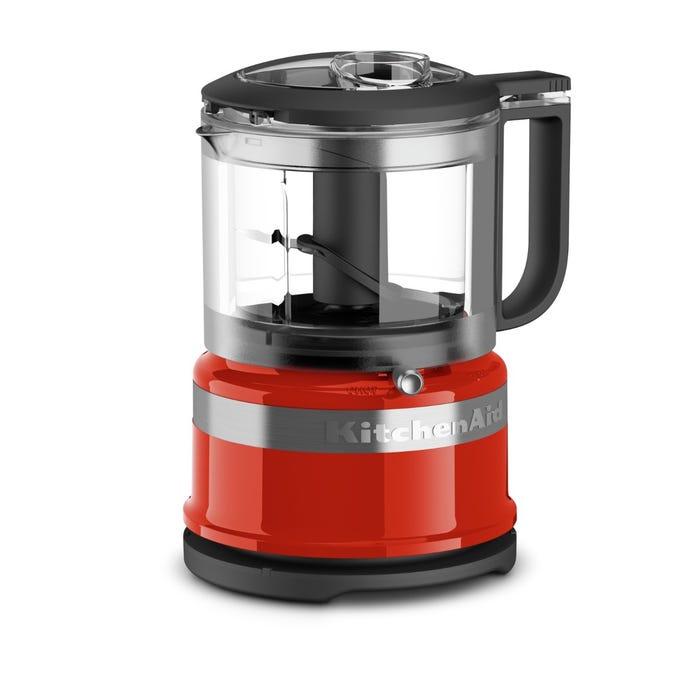 KitchenAid 3.5 Cup Mini Food Processor in Hot Sauce KFC3516HT