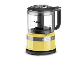 KitchenAid 3.5 Cup Mini Food Processor in Majestic Yellow KFC3516MY