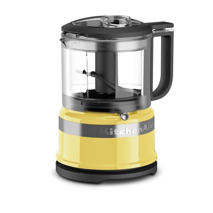 KitchenAid 3.5 Cup Mini Food Processor in Majestic Yellow KFC3516MY
