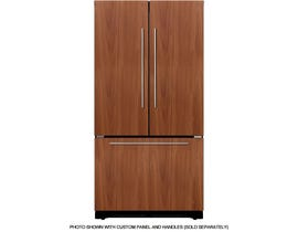 KitchenAid 36 inch 21.8 cu.ft. French Door Panel Ready Refrigerator KFCO22EVBL
