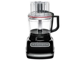 KitchenAid 11 Cup Food Pro Exact Slice in Onyx Black KFP1133OB