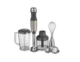 KitchenAid Architect Series 5-Speed Hand Blender in Cocoa Silver KHB2561ACS