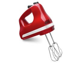 KITCHENAID 5-SPEED ULTRA POWER HAND MIXER KHM512ER
