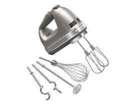 KitchenAid 9-Speed Architect Hand Mixer in Cocoa Silver KHM926ACS