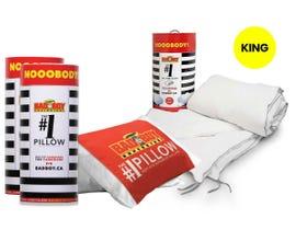 #1 King Size Pillow & Duvet Kit