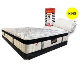 #1 King Size Duvet & Mattress Kit