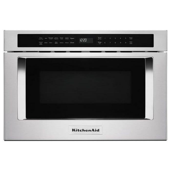 Microwave Oven Kitchenaid Kmbd104gss Lastmans Bad Boy