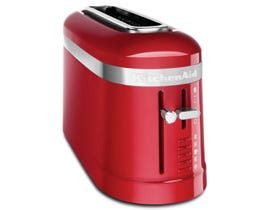 KitchenAid 2 Slice Long Slot Toaster with High-Lift Lever inEmpire Red KMT3115ER