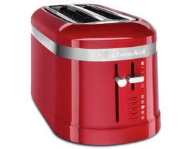 KitchenAid 4 Slice Long Slot Toaster with High-Lift Lever inEmpire Red KMT5115ER
